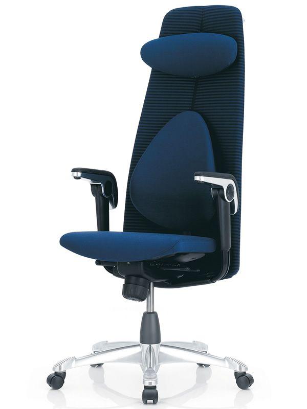 Silla ergonomica oficina great silla de oficina herman - Sedia ergonomica cinius ...