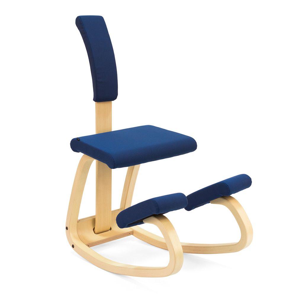 Variable balans s silla ergon mica vari r variable for Sillas cajeras ergonomicas