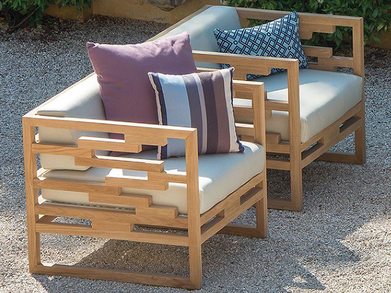 Sillones para el jardin juego living jardin sillones de for Sillon cama falabella