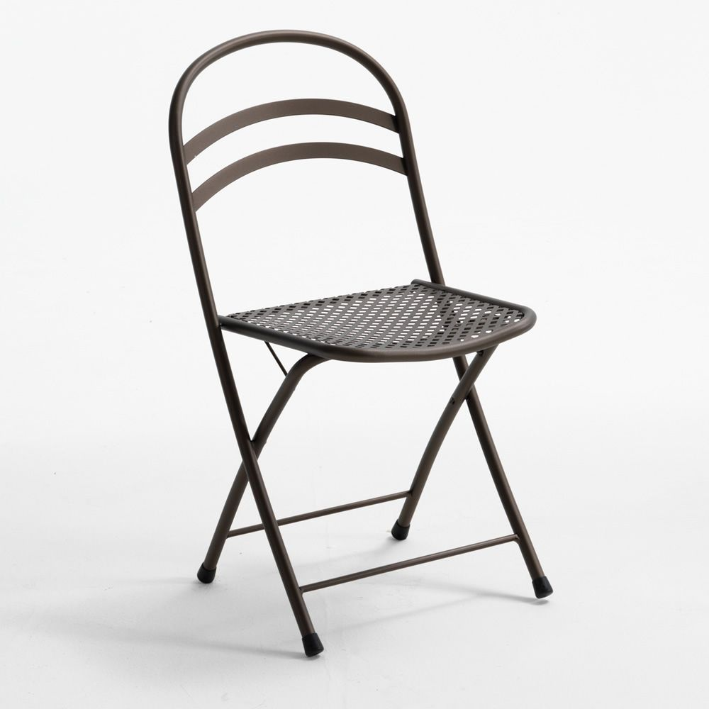 rig28 pour bars et restaurants chaise en m tal pliante en diff rentes couleurs pour l. Black Bedroom Furniture Sets. Home Design Ideas