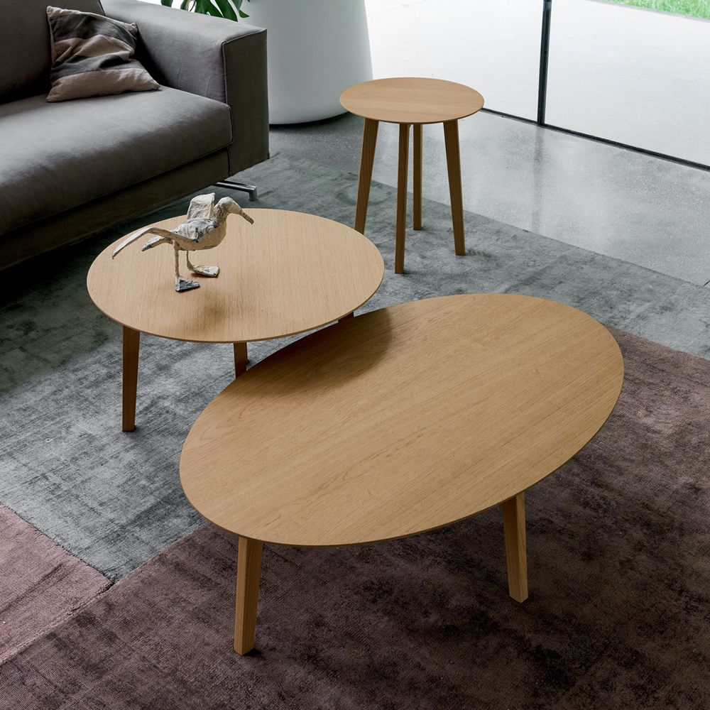 Zoe B Dall 39 Agnese Coffee Table Made Of Wood Different Finishes Available Sediarreda Online Sale