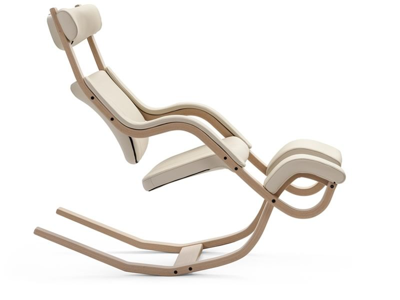 Sedia Classica Bianca Giudecca Midj : Gravity™ balans poltrona ergonomica gravity™balans di