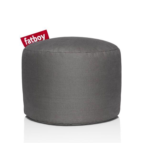 point runder pouf fatboy mit verschiedenen bez gen und in verschiedenen farben verf gbar. Black Bedroom Furniture Sets. Home Design Ideas