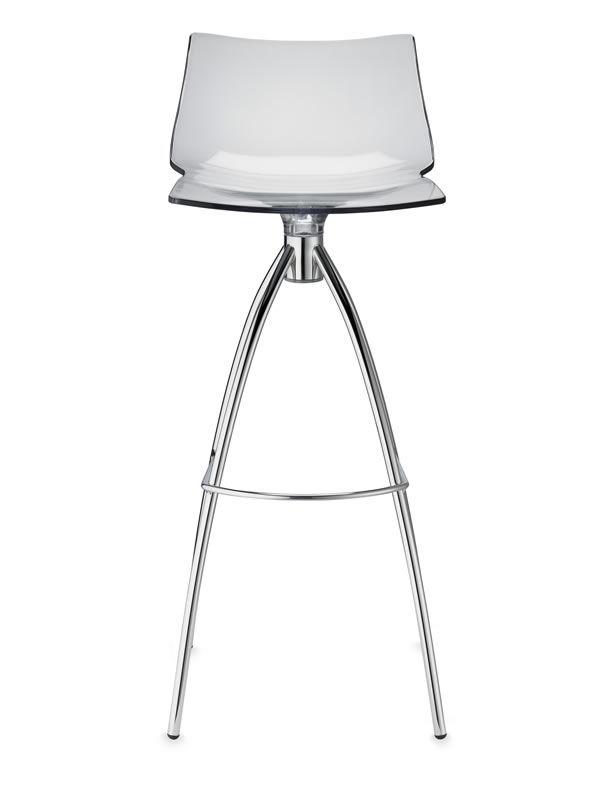 daylight s 2293 pour bars et restaurants tabouret debar en acier et en polycarbonate hauteur. Black Bedroom Furniture Sets. Home Design Ideas