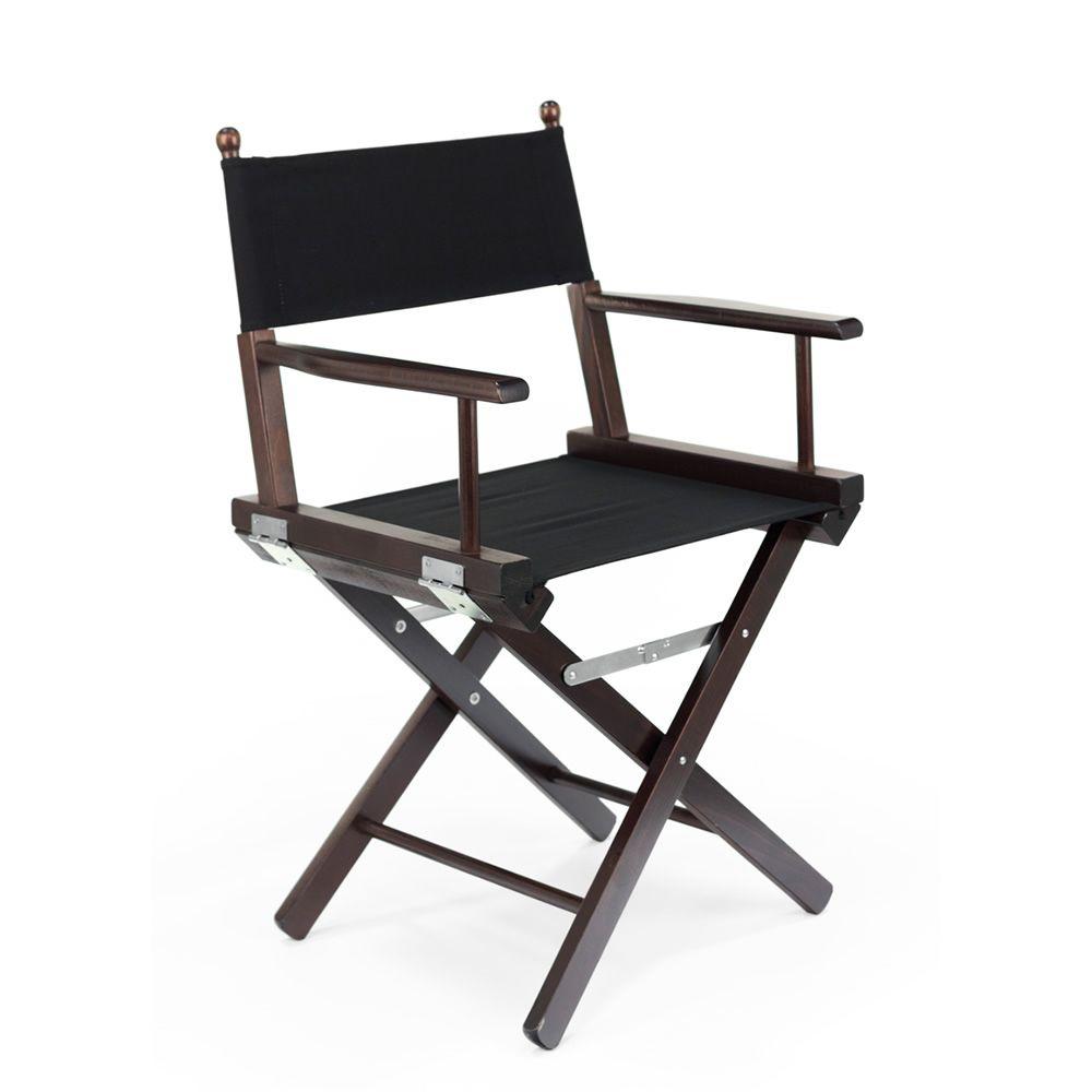Regista silla director de cine en madera disponible en - Silla director ikea ...