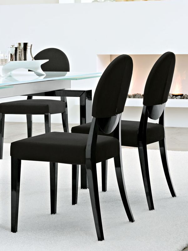 cs1054 deja vu stuhl calligaris aus holz gepolstert und abziehbar sediarreda. Black Bedroom Furniture Sets. Home Design Ideas