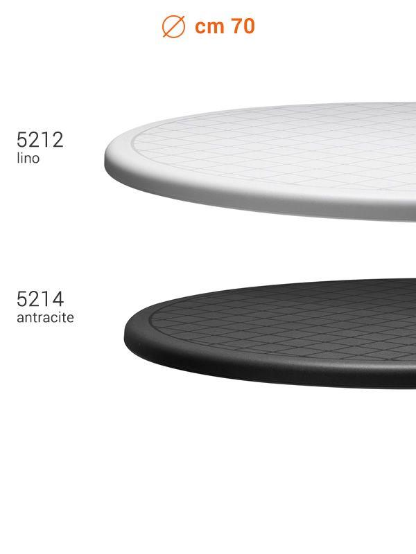 piano polipropilene f r bars und restaurants quadratische oder runde tischplatten f r den. Black Bedroom Furniture Sets. Home Design Ideas