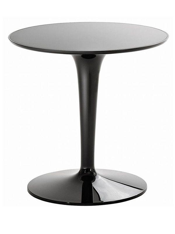Tiptop mono tavolino kartell di design diametro 48 cm for Tavolo kartell rotondo