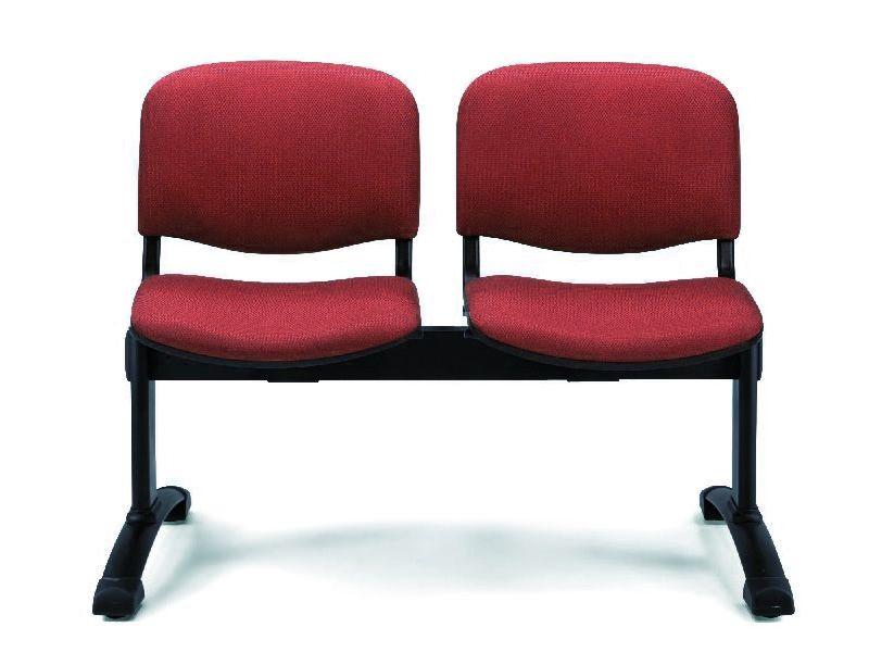 ml100 panca s banc de salle d 39 attente dot d 39 assises rembourr es et recouvertes 2 places. Black Bedroom Furniture Sets. Home Design Ideas