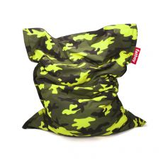 Original Camouflage - Fatboy bean bag  -  armchair, different colors available camouflage effect