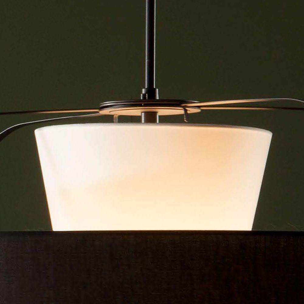 Mos lampada a sospensione tonin casa in metallo e vetro for Case in vetro