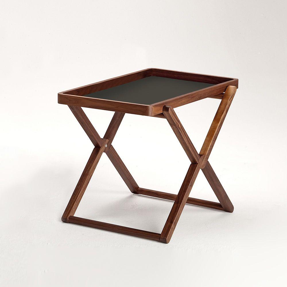 Tavolino Basso Pieghevole.Treee Tray