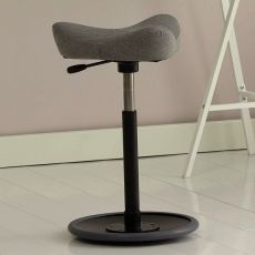 Move™ Small - Variér® ergonomic stool, swivel and adjustable in height, available in several colours