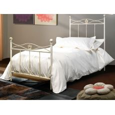 Albatros S - Single bed in iron available in several colours