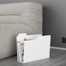 Folder - Design magazine rack, available in several colours