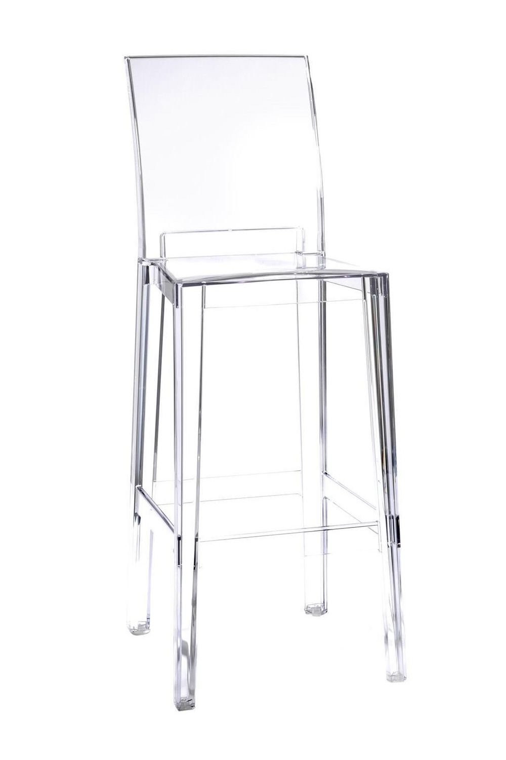 One more please tabouret kartell design en polycarbonate - Tabouret de bar polycarbonate ...