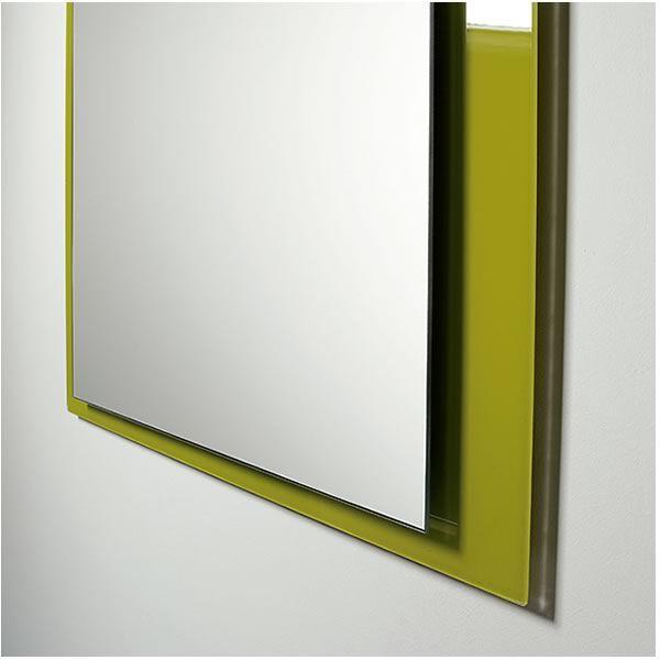 flexi composizione mobile da ingresso con specchio mobile e mensola in vetro sediarreda. Black Bedroom Furniture Sets. Home Design Ideas
