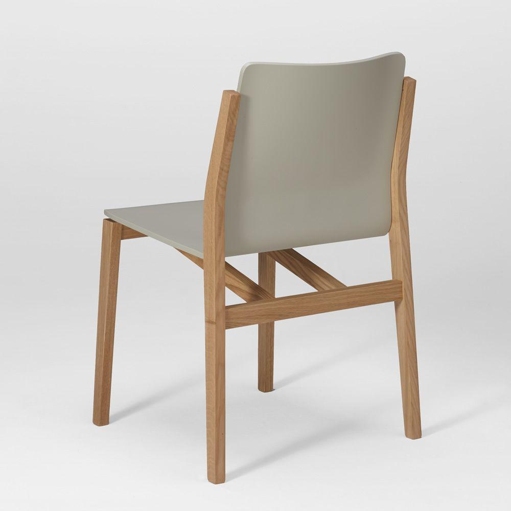 Sticky sedia di design in multistrato impiallacciato - Sedia di design ...