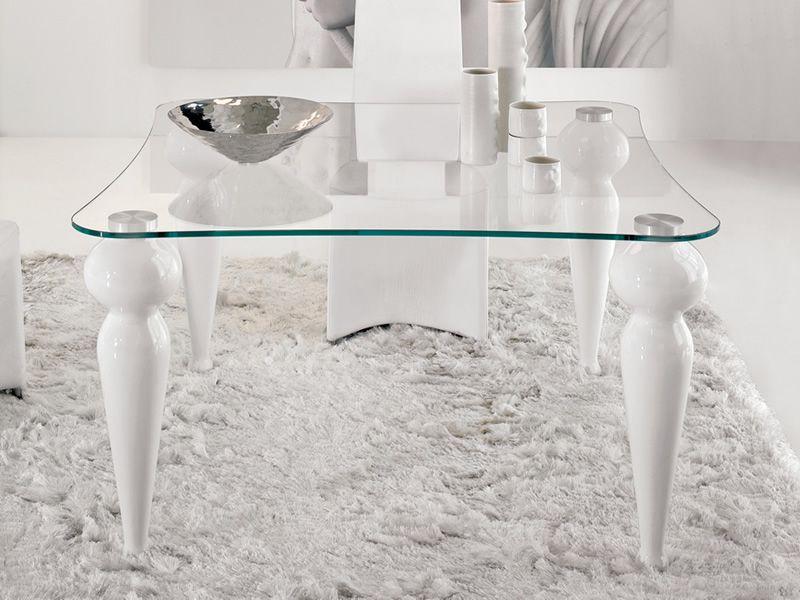 Bexley q 8029 viereckigerer tisch tonin casa aus for Tisch aus marmor