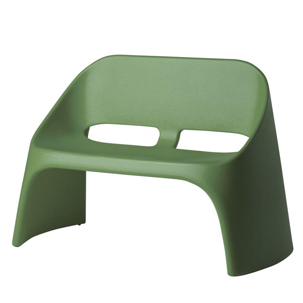 am lie duetto stapelsitzbank slide aus polyethylen auch f r garten sediarreda. Black Bedroom Furniture Sets. Home Design Ideas