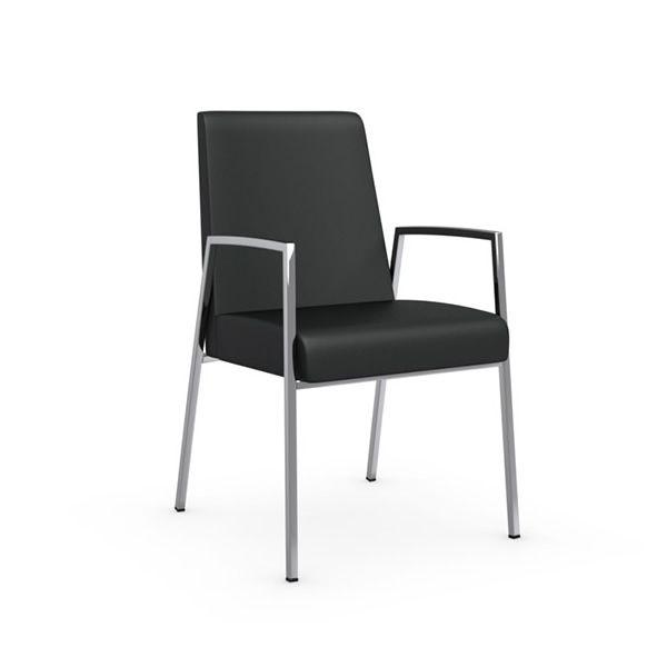 cb1287 amsterdam f r bars und restaurants barstuhl aus metall mit armlehnen gepolstert mit. Black Bedroom Furniture Sets. Home Design Ideas