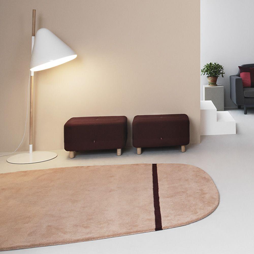 Oona - Tappeto di design Normann Copenhagen in lana, diversi colori ...