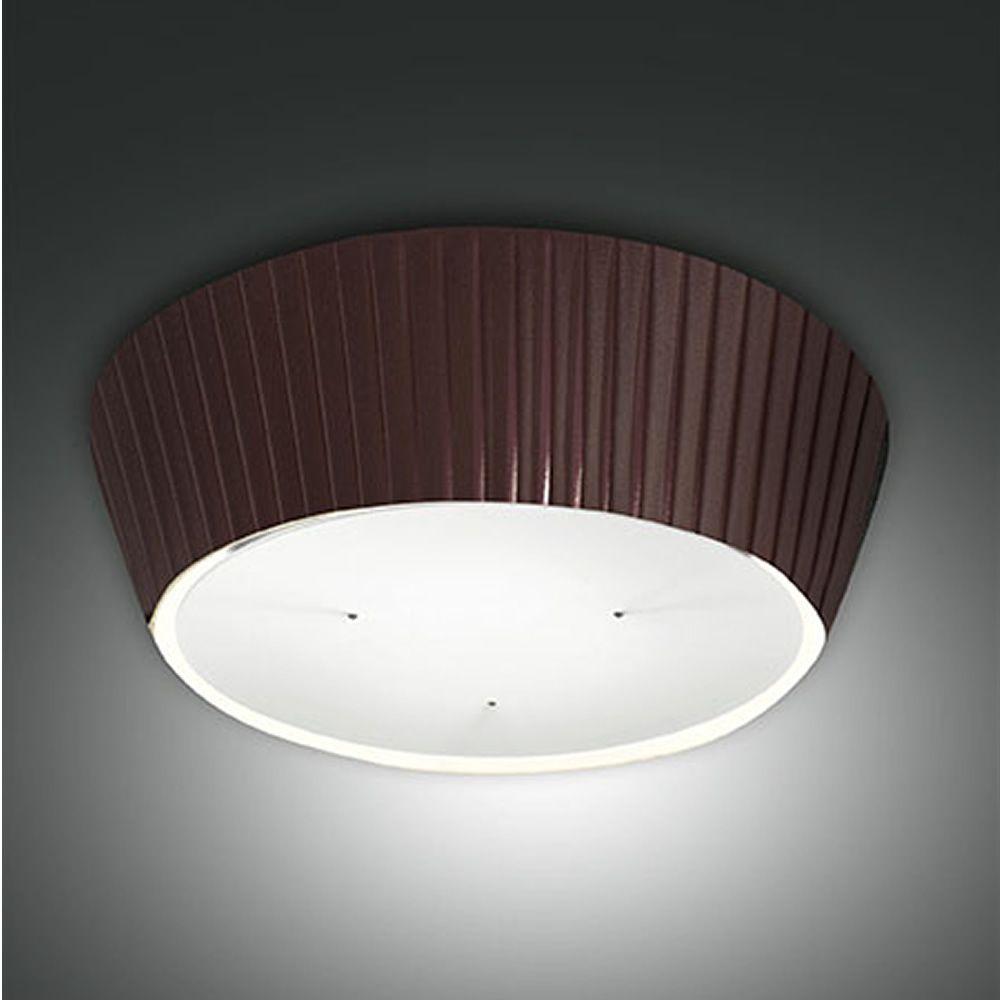 fa2960ps lampe de plafond en m tal et tissu sediarreda. Black Bedroom Furniture Sets. Home Design Ideas