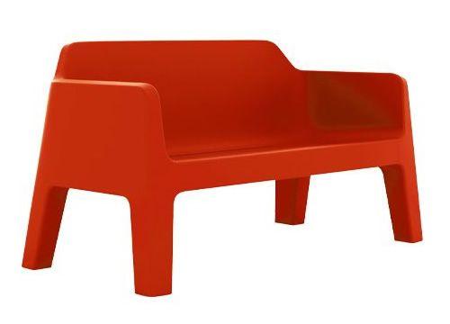 Plus air 636 divano pedrali per esterno in polipropilene for Divano rosso abbinamenti