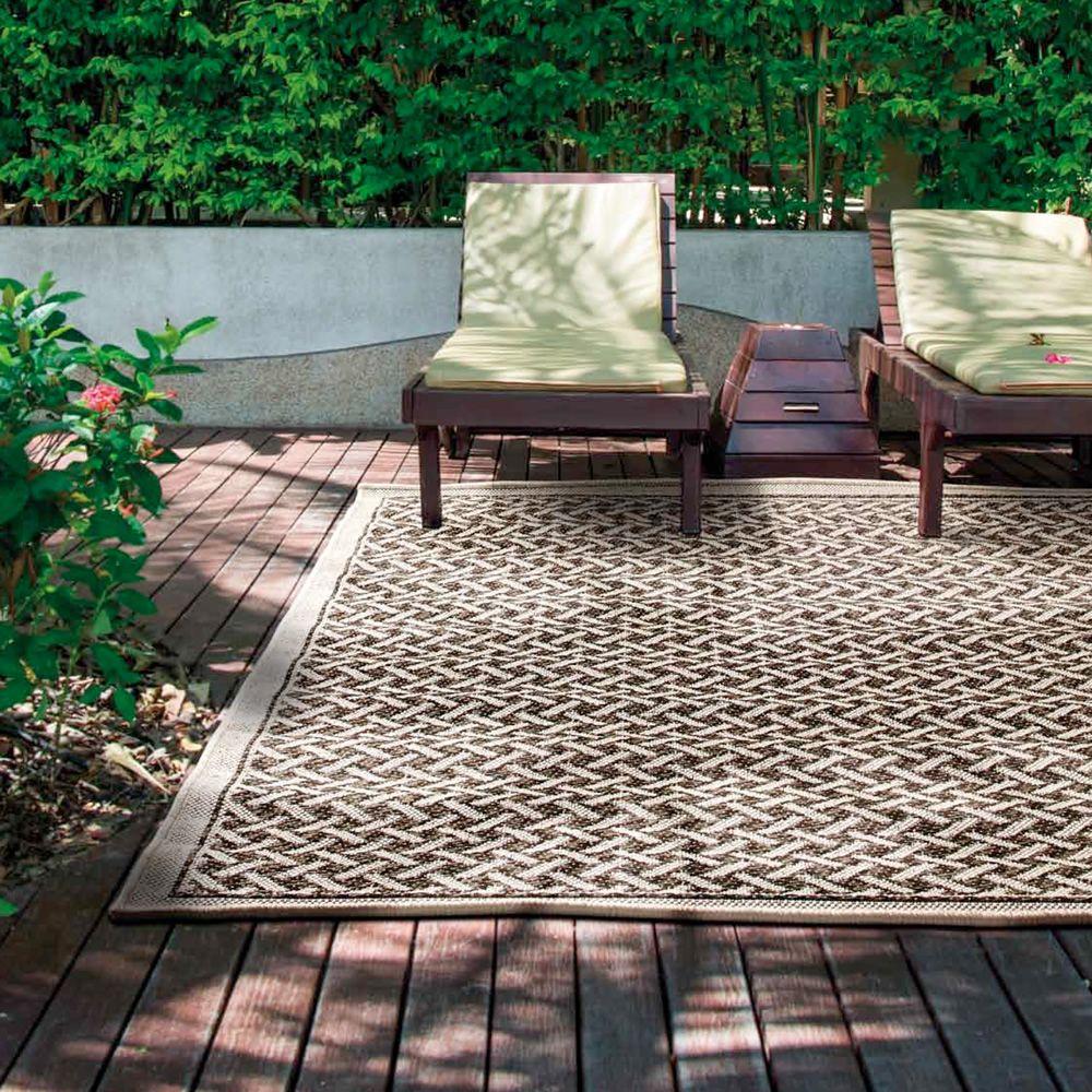 Bellini j tappeto moderno in polipropilene anche per - Tappeto esterno ...