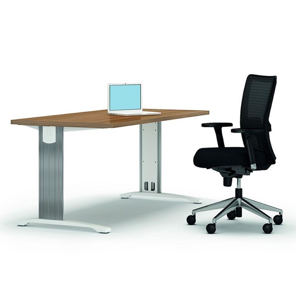 Idea system 01 scrivania per computer da ufficio for Scrivania per pc