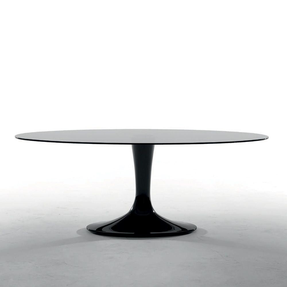 Imperial 8010 mesa tonin casa en m rmol aglomerado con - Mesas de marmol y cristal ...