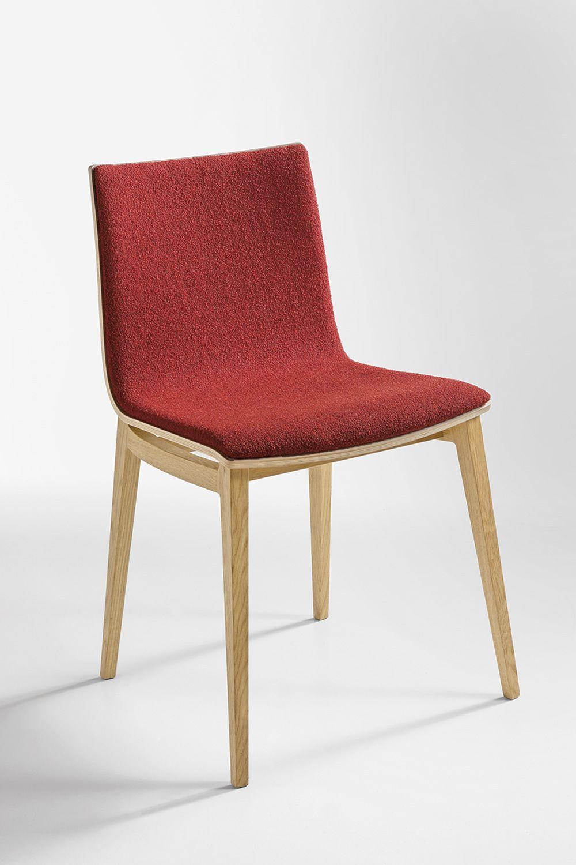 Emma per bar e ristoranti sedia in legno per bar e for Sedia academy w
