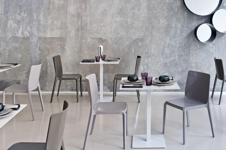 Blitz 640 sedia pedrali di design in policarbonato for Sedie design policarbonato