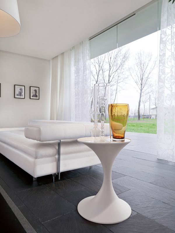 andorra 6293 beistelltisch tonin casa aus metall platte. Black Bedroom Furniture Sets. Home Design Ideas