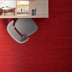 7144 Very Flat - Rechteckiger Wollteppich Calligaris, in verschiedenen Farben verfügbar, 170 x 240 cm