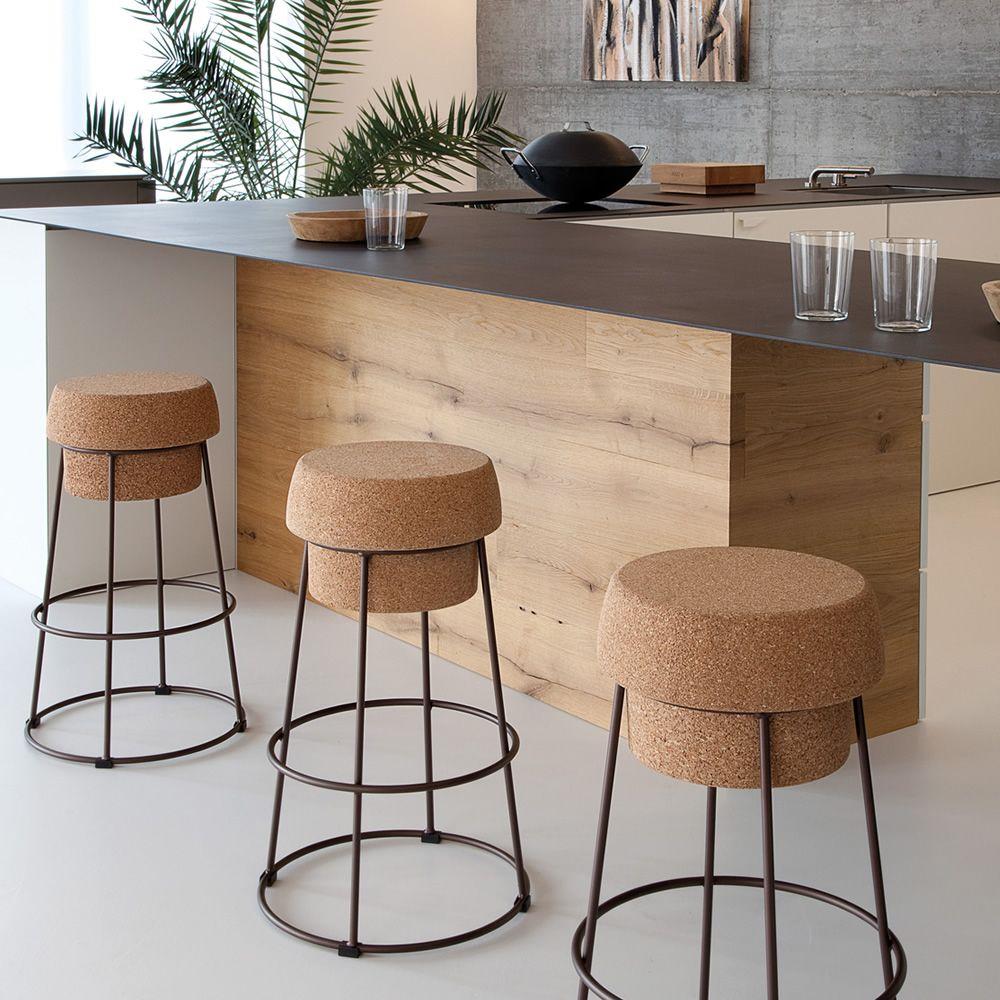 Sedie Alte Da Bar Design bouchon