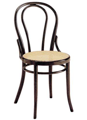 Sedia Classica Bianca Giudecca Midj : Se cr sedia viennese in legno curvato diverse tinte e