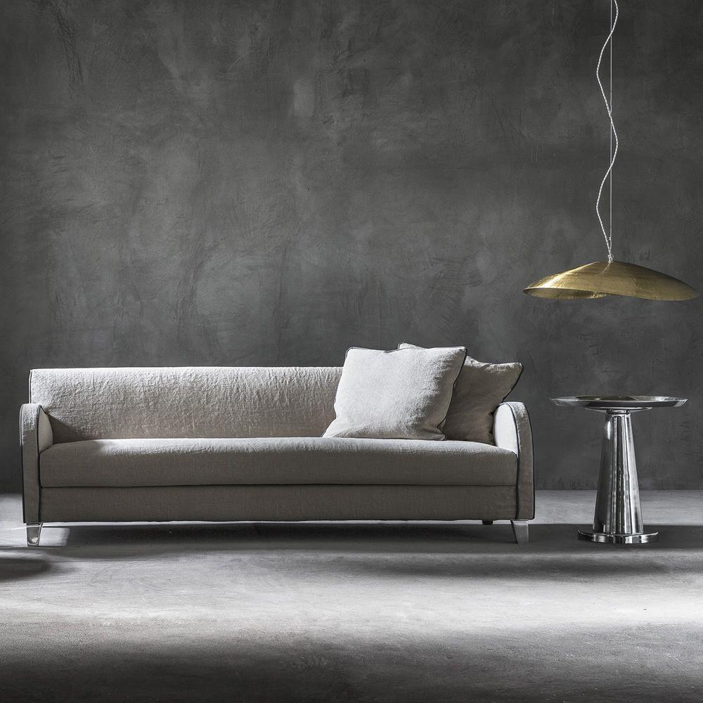 next 12 p sofa gervasoni mit 3 maxi sitzen in verschiedenen bez gen verf gbar abnehmbar. Black Bedroom Furniture Sets. Home Design Ideas