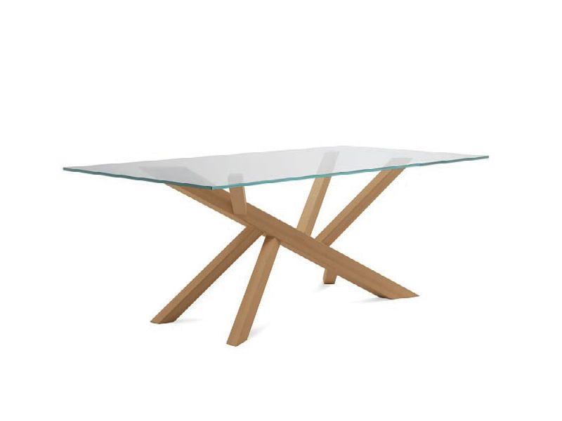 Tree 200 Feststehender Tisch Domitalia Aus Holz Platte