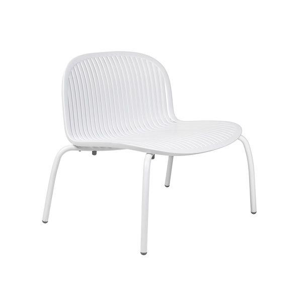 Ninfea relax chaise longue en aluminium et r sine for Chaise longue speciale