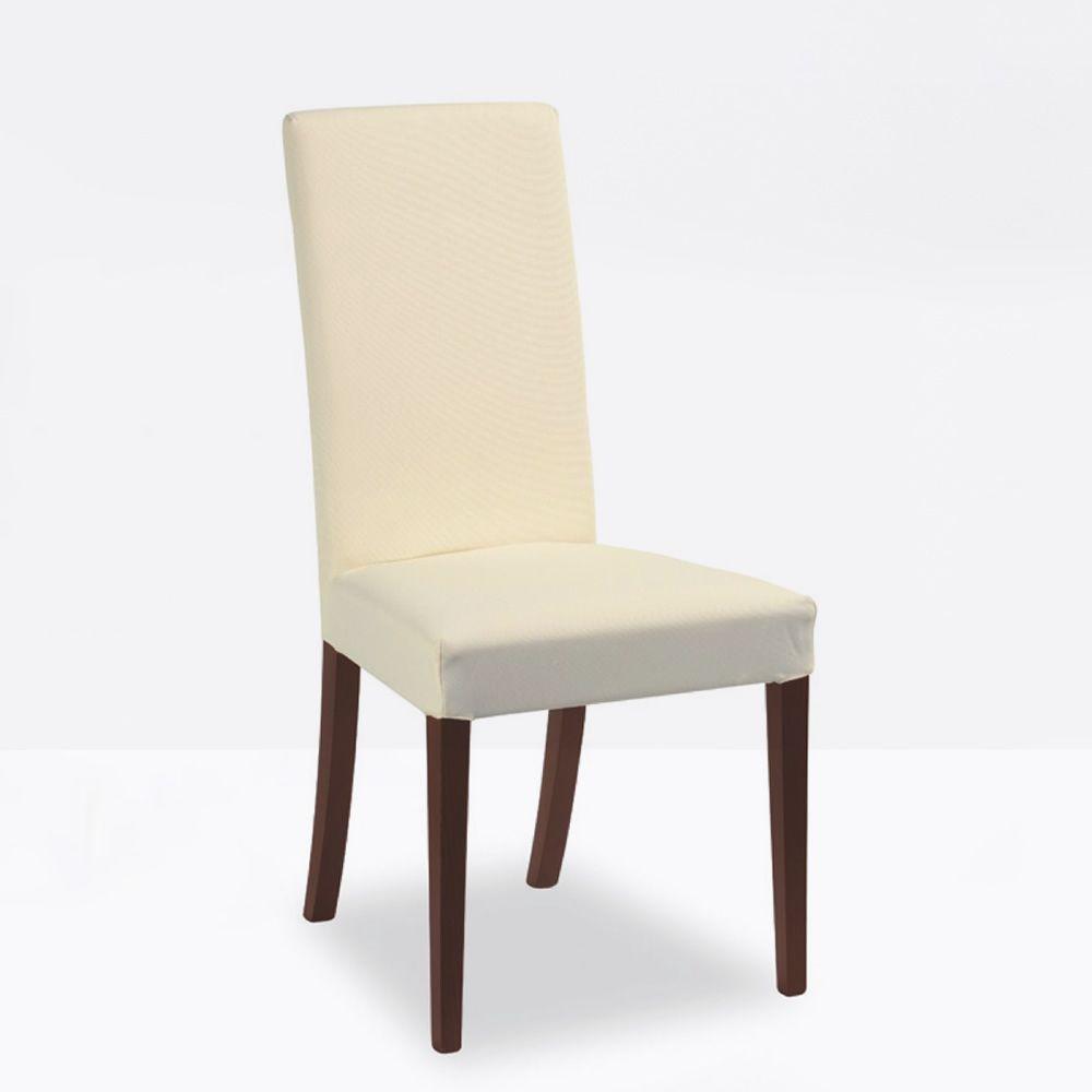 CB260 Latina Outlet - Stuhl Connubia - Calligaris aus Holz, Sitz aus ...