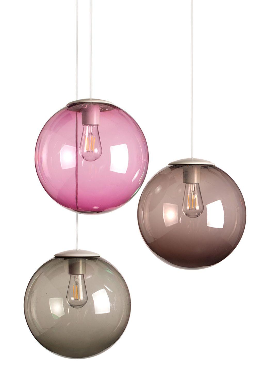 spheremaker 3 lampe suspension fatboy avec 3 sph res en. Black Bedroom Furniture Sets. Home Design Ideas