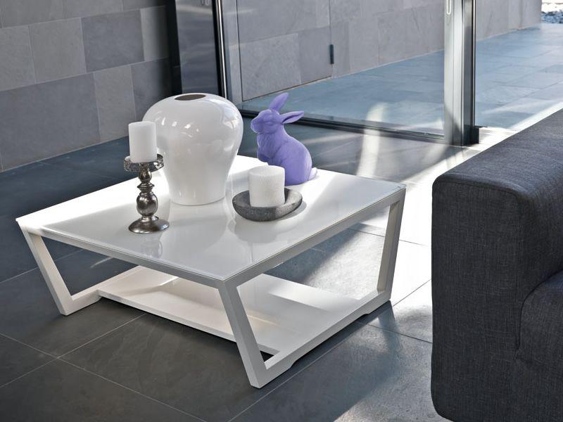 Attraktiv Genial Cool Cheap Cb Element Viereckiger Couchtisch Mit Gestell In Und  Platte Aus Glas With Couchtisch