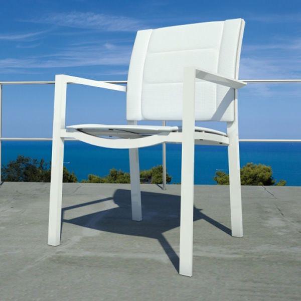 gartenstuhle aluminium stapelbar modell. Black Bedroom Furniture Sets. Home Design Ideas