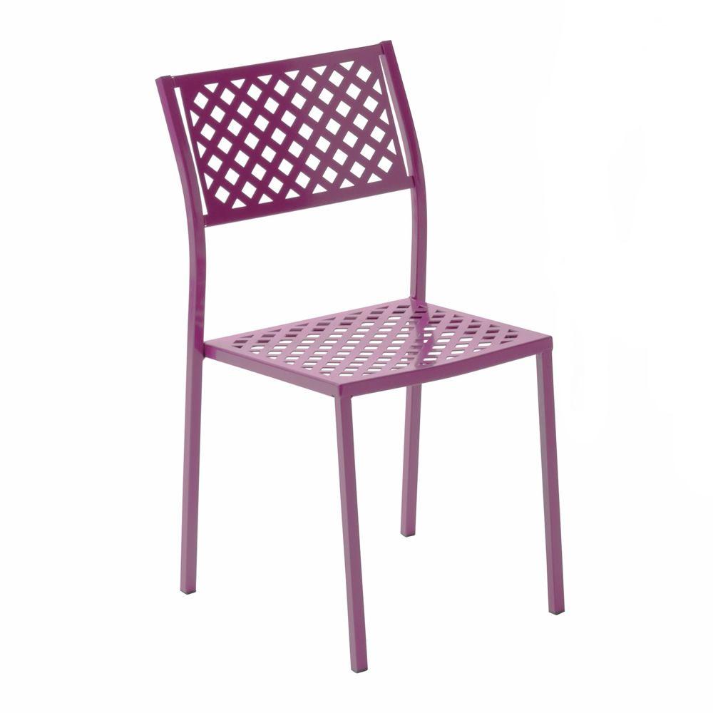 rig17 pour bars et restaurants chaise en m tal empilable en diff rentes couleurs pour bars. Black Bedroom Furniture Sets. Home Design Ideas