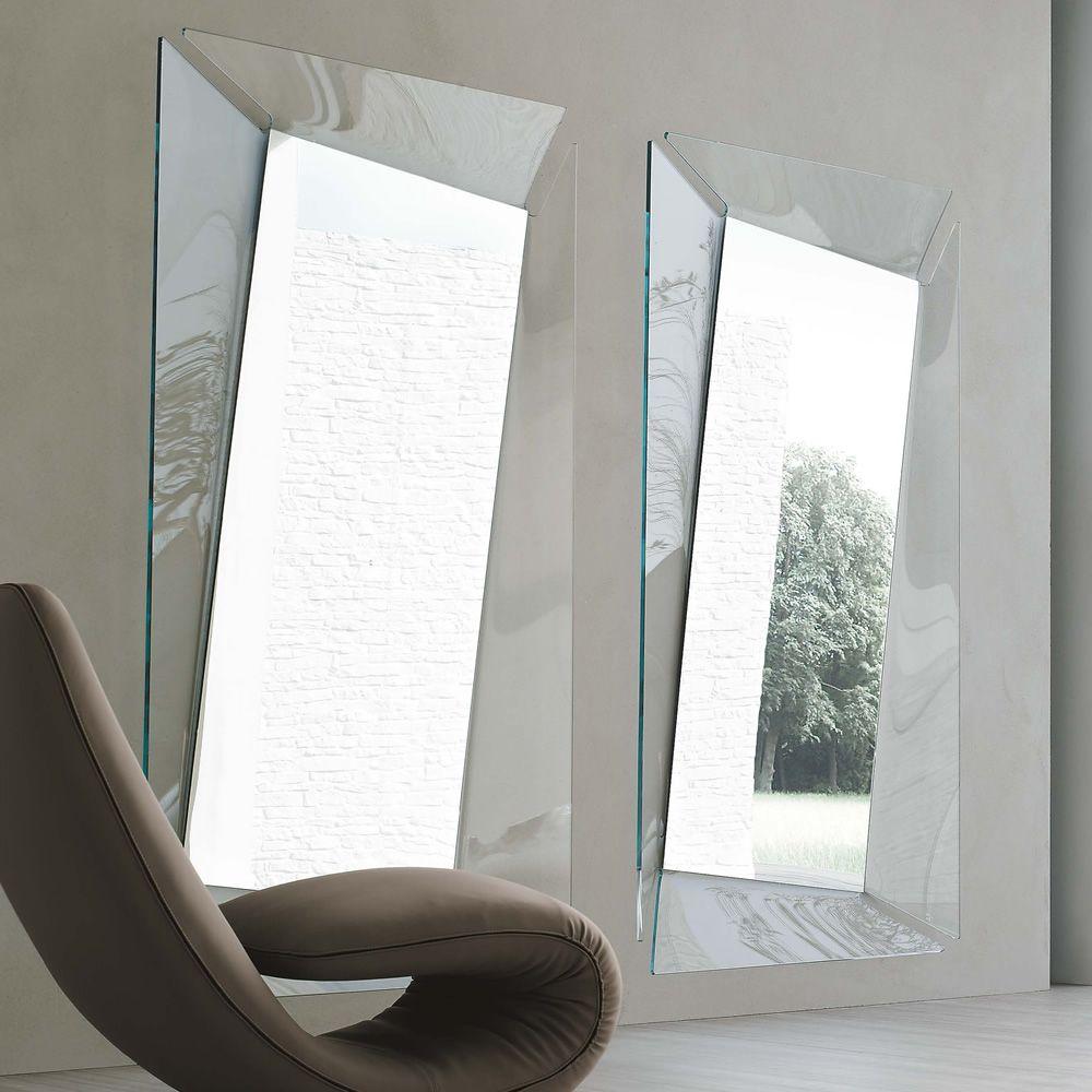 Callas r 7528 espejo rectangular tonin casa con marco de for Espejo marco cristal