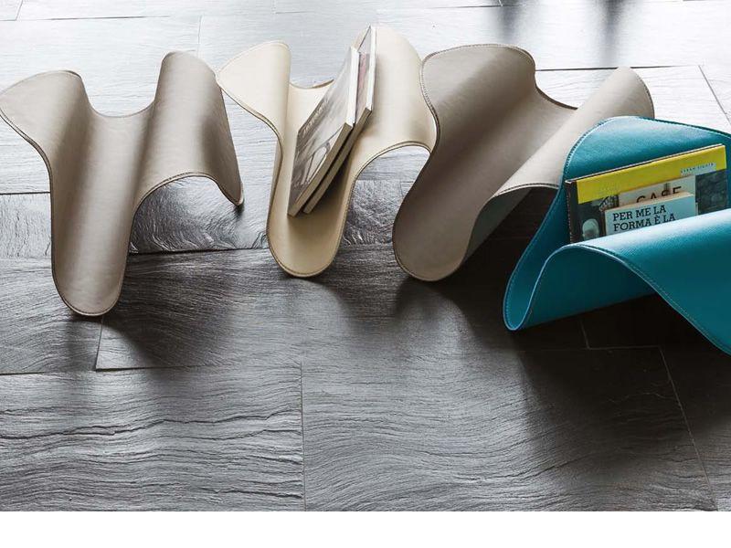 fly 7491 porte revues tonin casa rev tu en simili cuir en diff rentes couleurs sediarreda. Black Bedroom Furniture Sets. Home Design Ideas