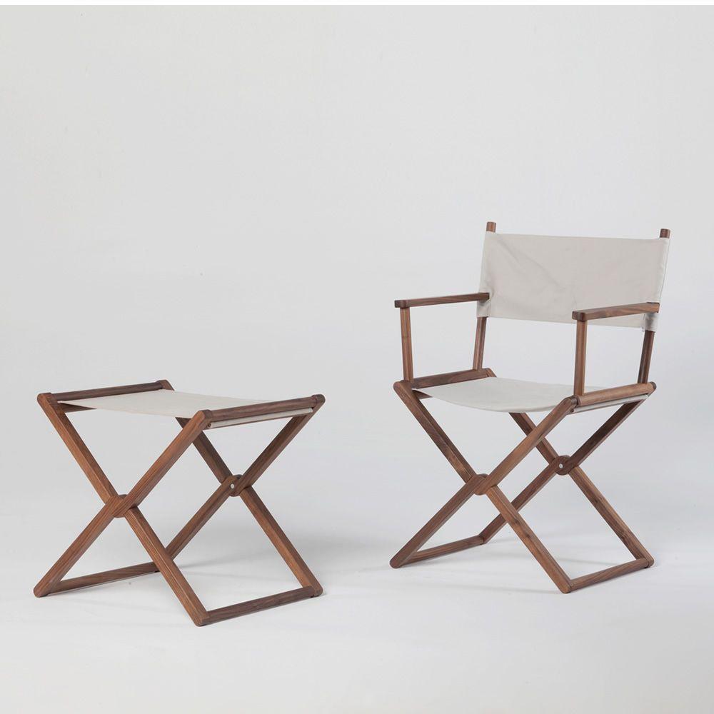 Treee set chair chaise r alisateur en bois massif aussi for Chaise de realisateur