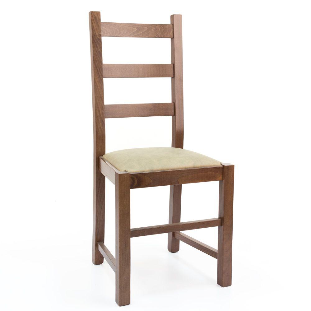 Mu82 pour bars et restaurants chaise rustique en bois for Chaise rustique bois et paille