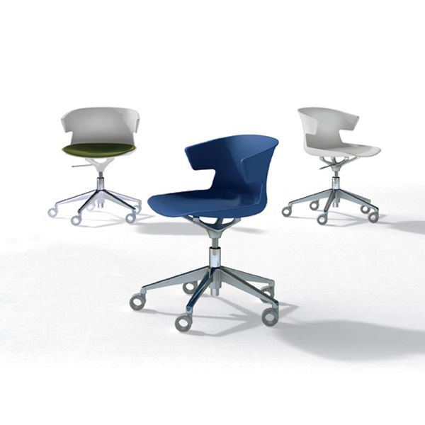 Cove op silla operativa para oficina giratoria y con for Sillas giratorias de oficina